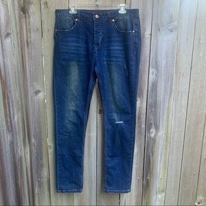 Sovereign Code Straight Fit Jeans Size 34